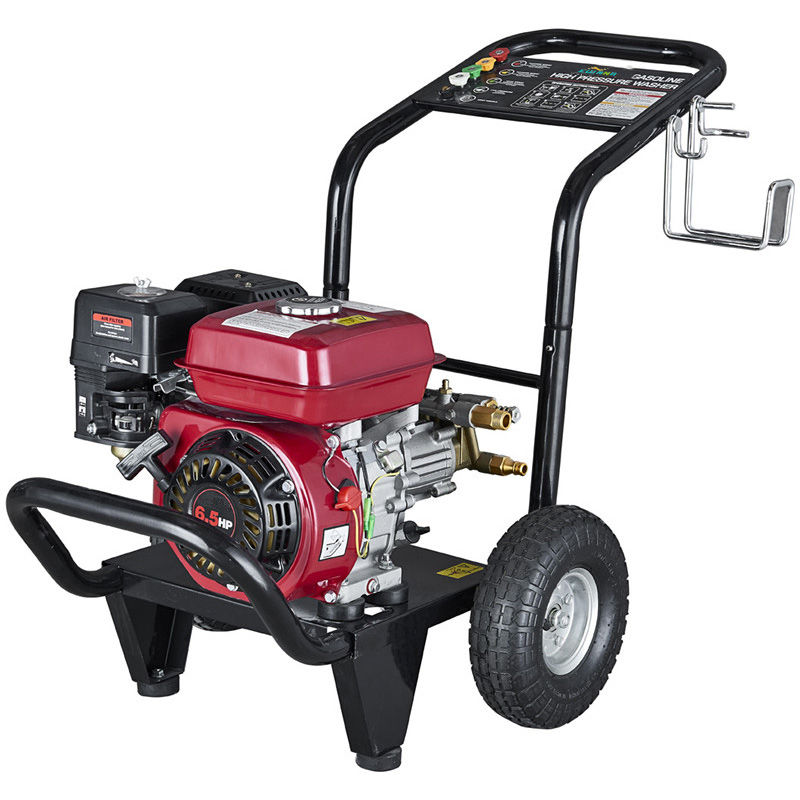 Gasoline high pressure washer